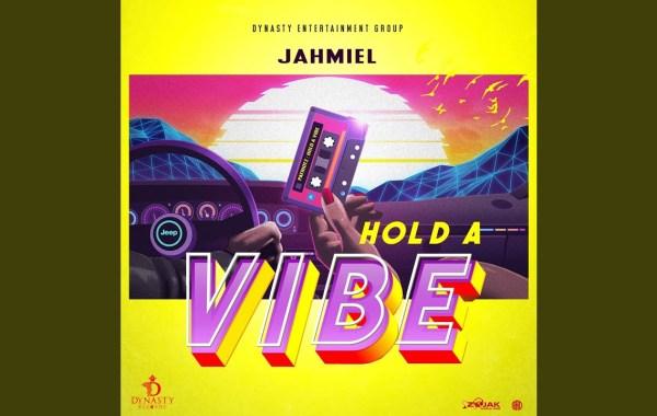 Jahmiel - Hold A Vibe lyrics