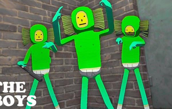 The Boyz - Green Gang lyrics
