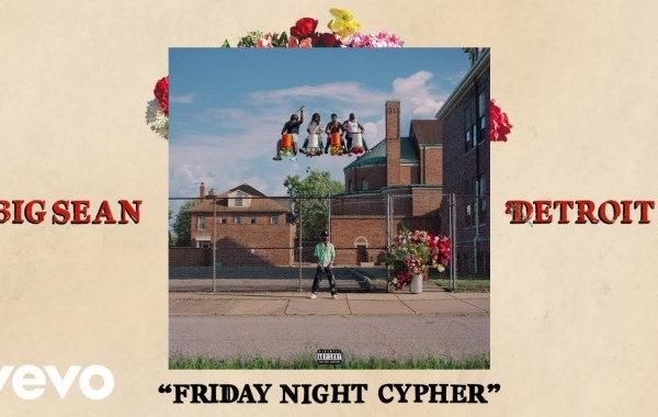 Big Sean - Friday Night Cypher lyrics