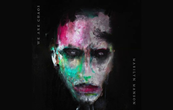 Marilyn Manson - PAINT YOU WITH MY LOVE lyrics