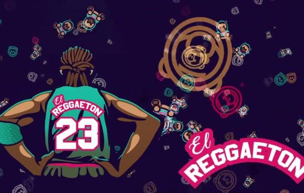 Ozuna - El Reggaetón lyrics