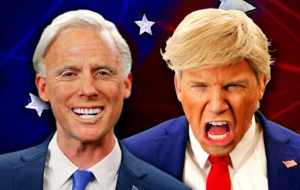 Epic Rap Battles of History - Donald Trump vs. Joe Biden lyrics