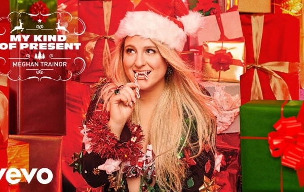 Meghan Trainor - My Kind Of Present lyrics