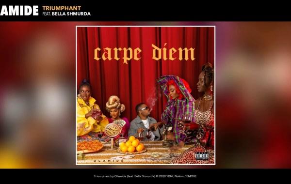 Olamide feat. Bella Shmurda - Triumphant lyrics