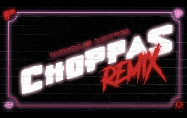 Sada Baby & Nicki Minaj - Whole Lotta Choppas (Remix) lyrics
