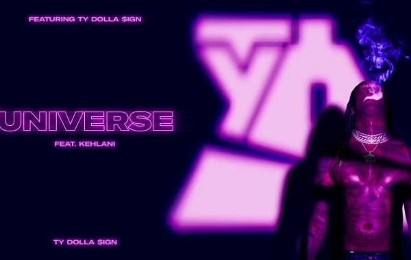 Ty Dolla $ign - Universe lyrics