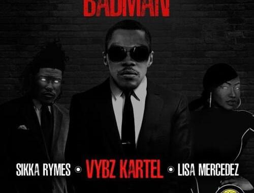 Vybz Kartel - Badman lyrics