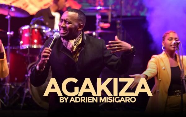 Adrien Misigaro - Agakiza Lyrics
