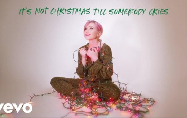 Carly Rae Jepsen - It's Not Christmas Till Somebody Cries Lyrics
