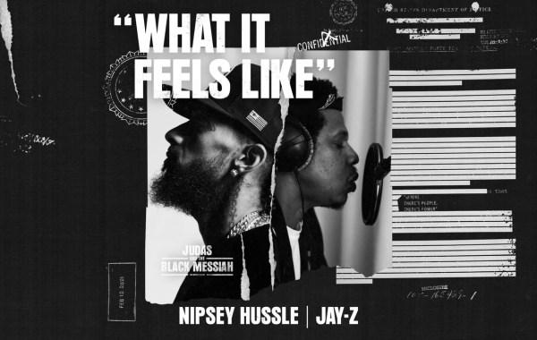 Nipsey Hussle - What It Feels Like Lyrics