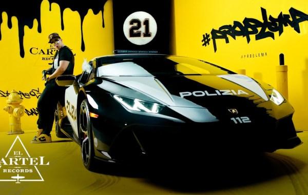 Daddy Yankee - PROBLEMA Lyrics