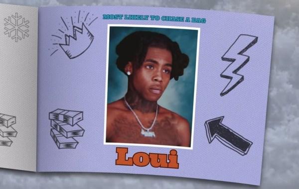 Loui - Talkin' Bout Lyrics