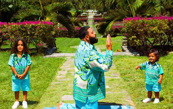 DJ Khaled - BODY IN MOTION Lyrics