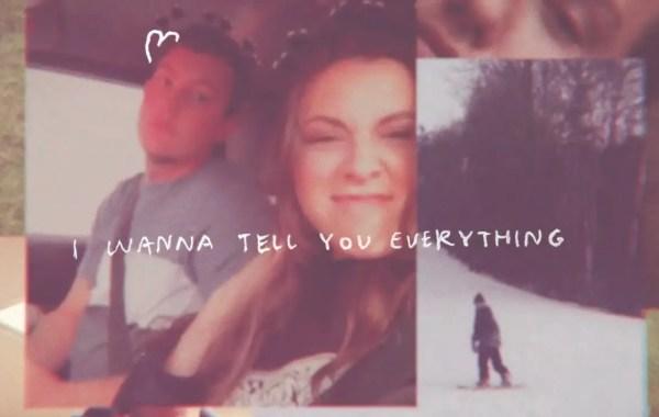 Robyn Ottolini - Tell You Everything lyrics
