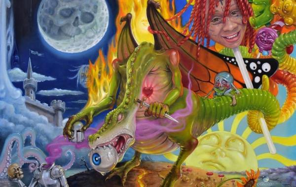 Trippie Redd ft. Lil Uzi Vert - Holy Smokes Lyrics