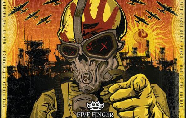 Five Finger Death Punch - Walk Away Lyrics