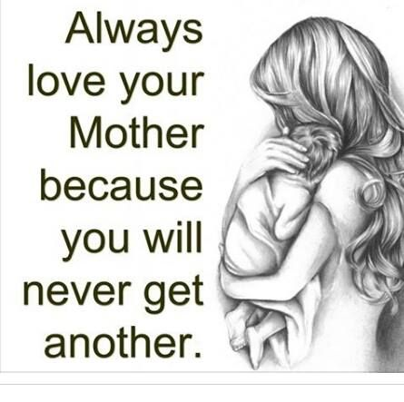 Do you love your mother?