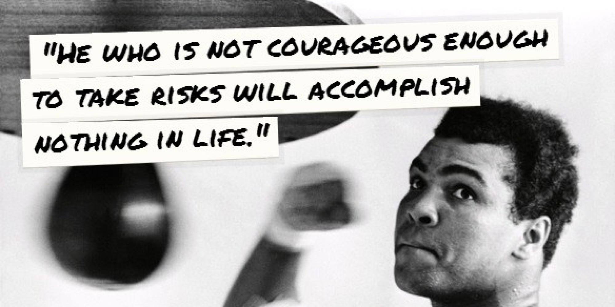 Muhammad Ali's Inspirational Quotes of All Time | Crown My Info