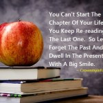 Dwell In The Present With A Big Smile