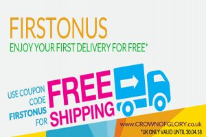 free delivery crown of glory