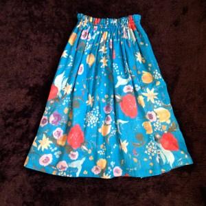 ひゃ〜きれいなスカート〜