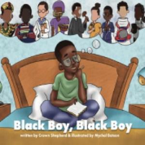 Black Boy, Black Boy Autographed