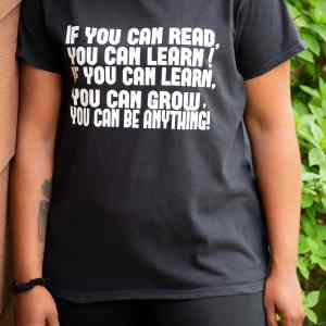 If you can read T-Shirt