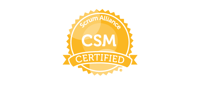 csm certified certification scrum earned alliance safe feb badge agile practitioner train release sasm rte engineer 19th