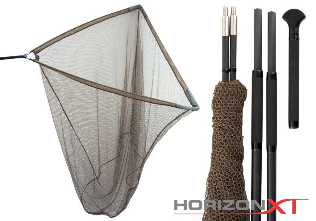 Landing nets + Floats