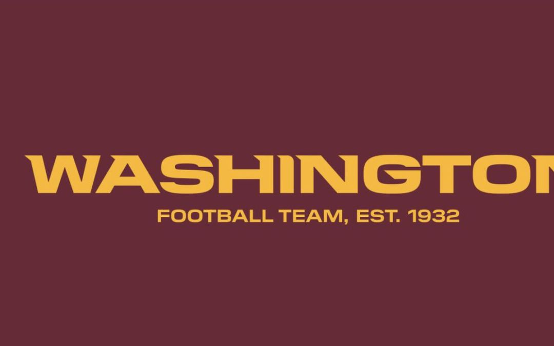 Washington Football Team: Team Nickname Review