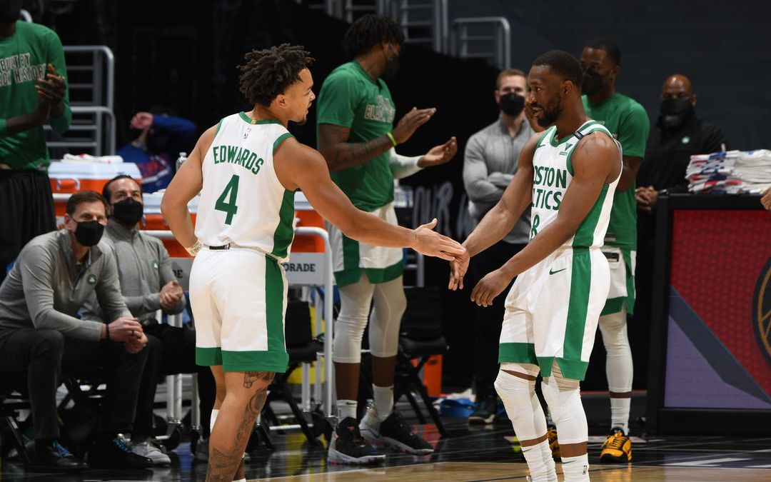 What's up with the Celtics?