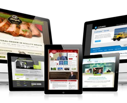Croydon Website Design - Responsive Design