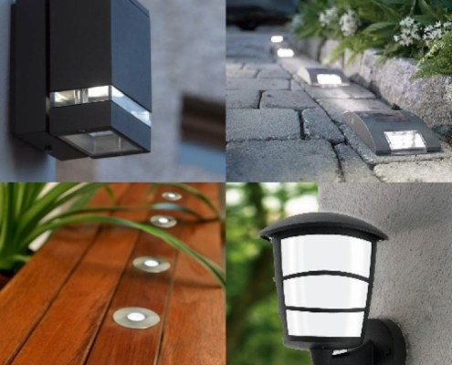 Simpsons Lighting and Electrical - Outdoor Lighting