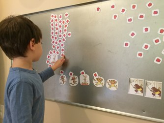 books and magnet lessons