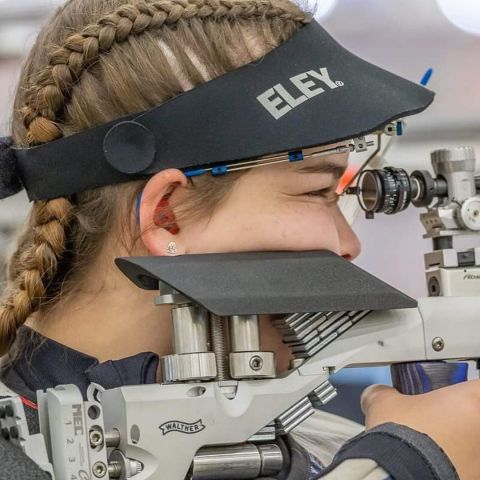 Kim Tzabach announced in British Shooting team for World Cup in Munich
