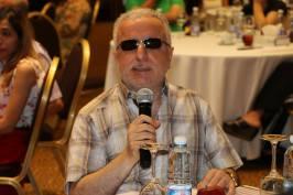 عامر مكارم رئيس جمعية الشبيبة للمكفوفين