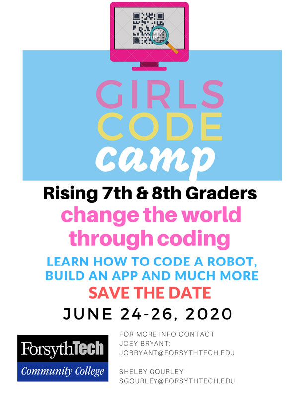 2020 Girls Code Camp