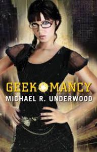 Geekomancy Book Cover