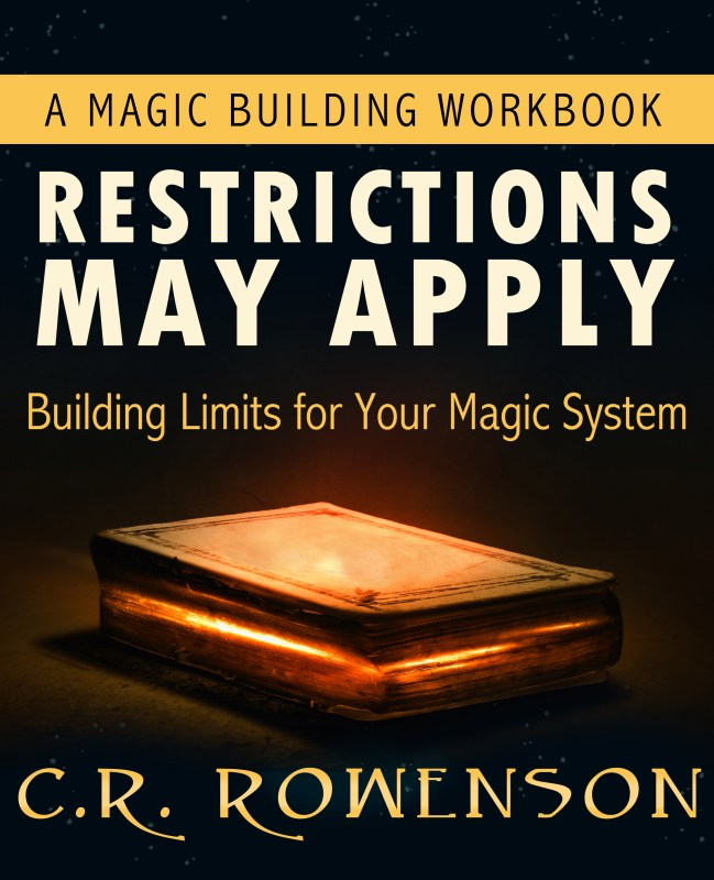 Restrictions May Apply: Building Limits for Your Magic System