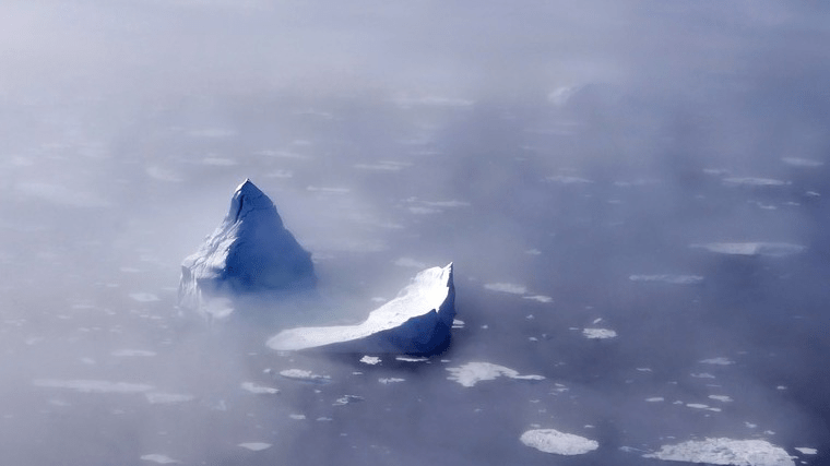 A mostly hidden iceberg is like a soft system