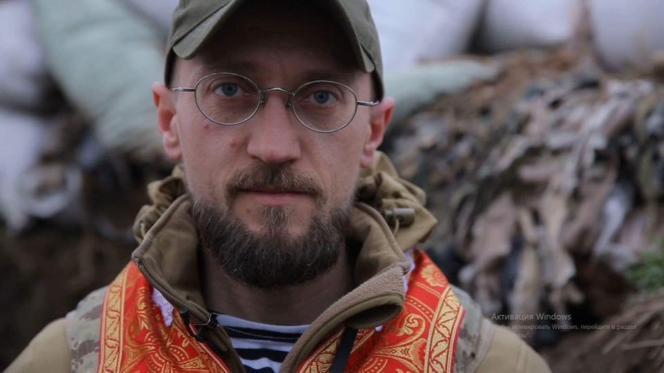 Я не вважаю корупцію однією з найбільших проблем українського суспільства – військовий капелан Андрій Зелінський