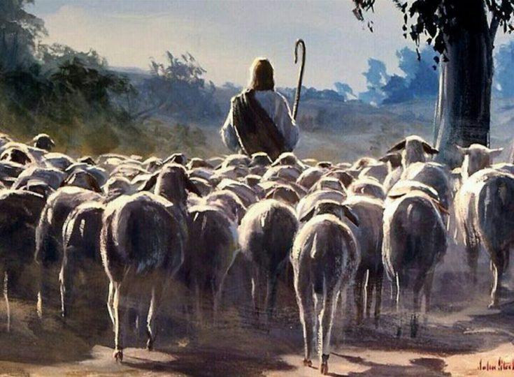 Церква овець чи Людей:  передчуття теперішнього заради реальності майбутнього