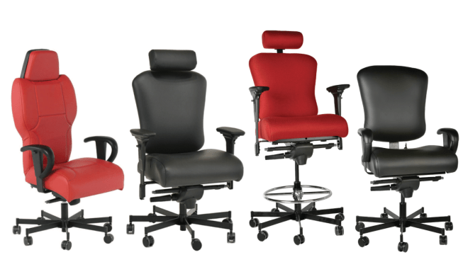 Seating examples