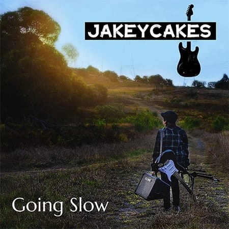 5DD566 – Jakeycakes – Going Slow - Cover