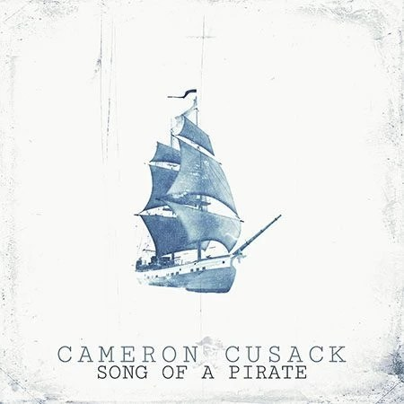 5DD575 – Cameron Cusack – Song Of A Pirate - Cover