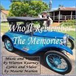 5DD589 – Warren Kearney – Who'll Remember The Memories - Cover