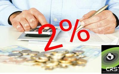 Direcționează 2% din impozit la CRST!