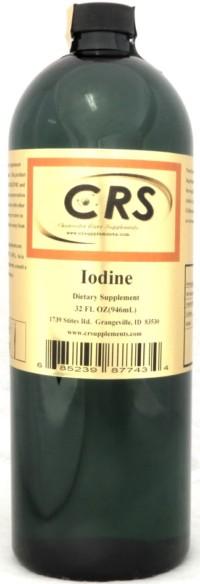 Iodine Dietary Supplement