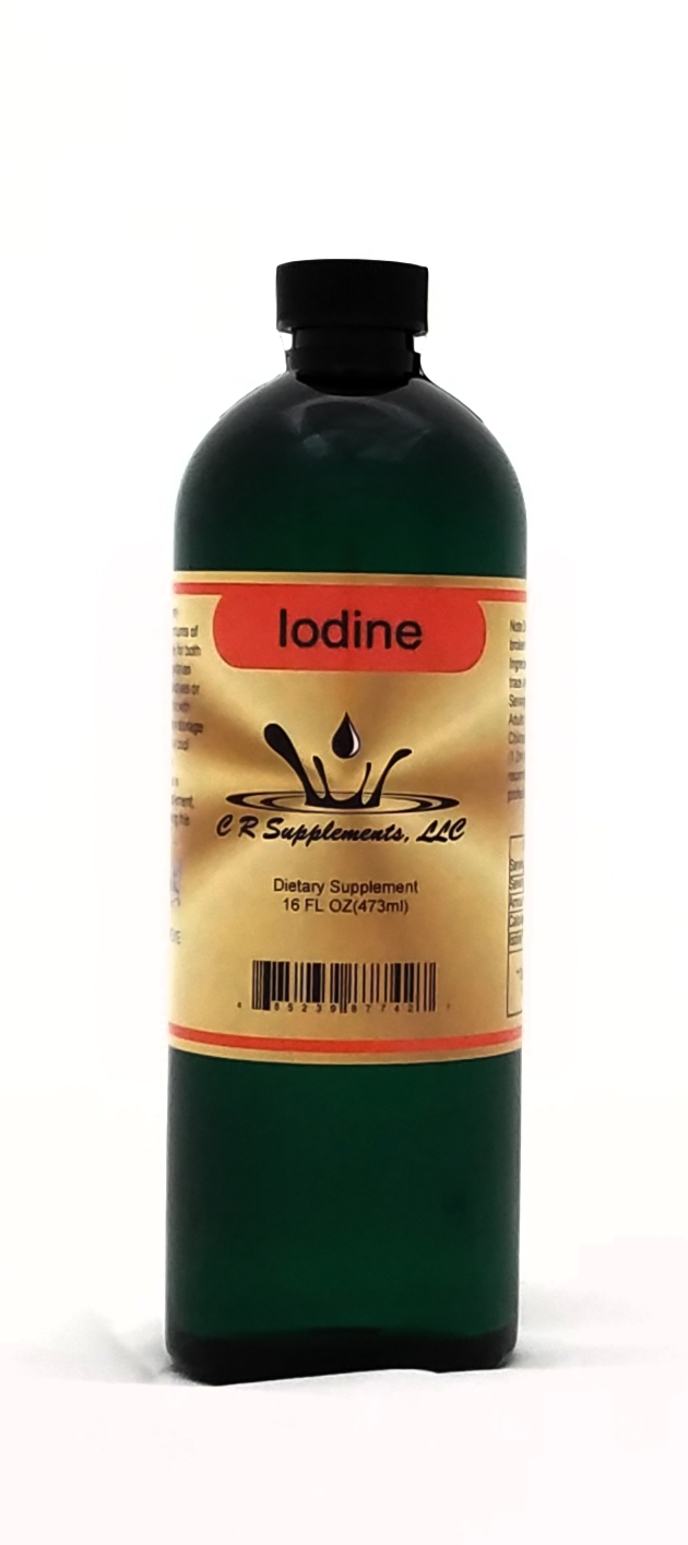 Iodine Dietary Supplement