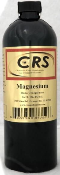 Magnesium Dietary Supplement